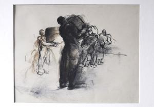 6 Zwangsarbeiterinnen